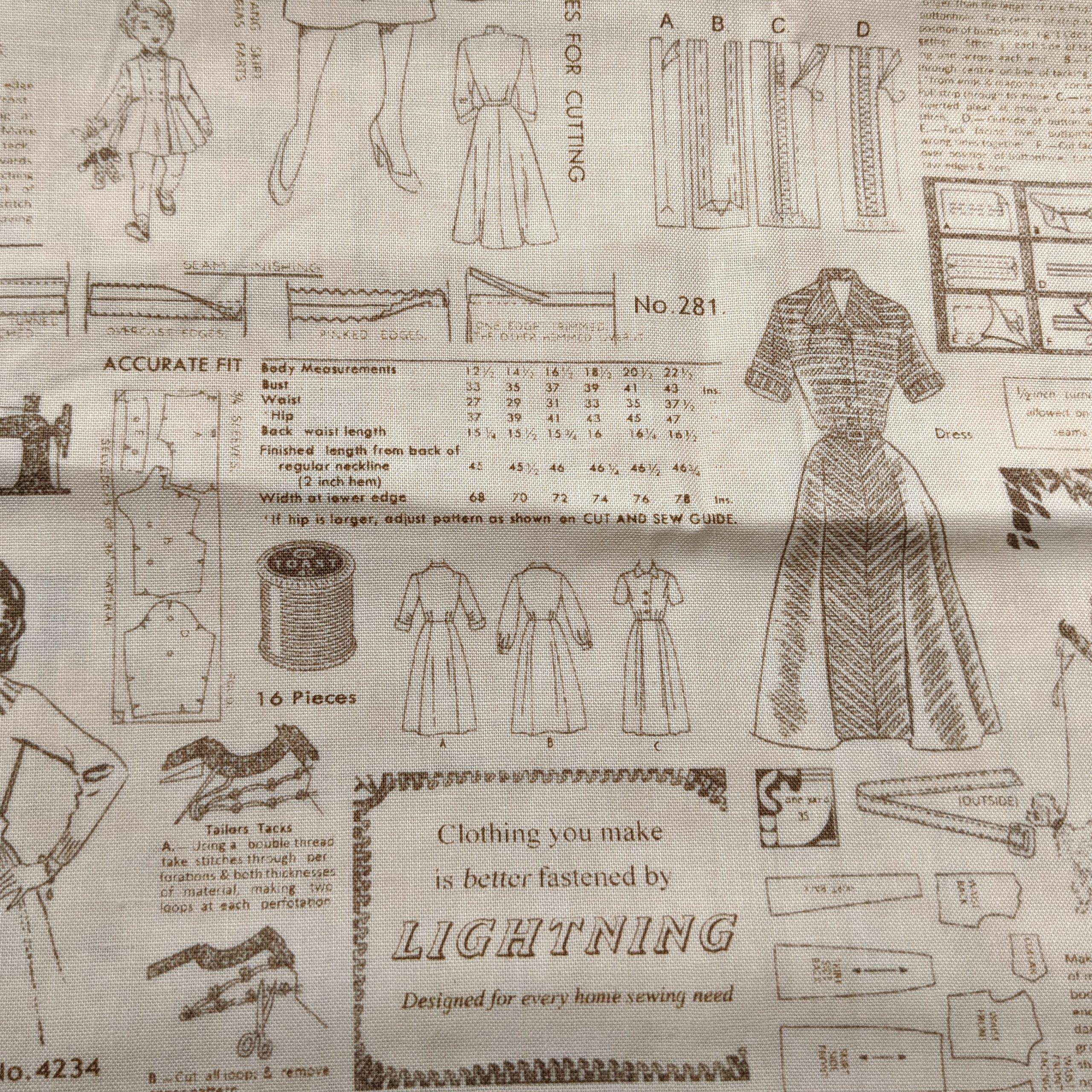 Dressingmaking