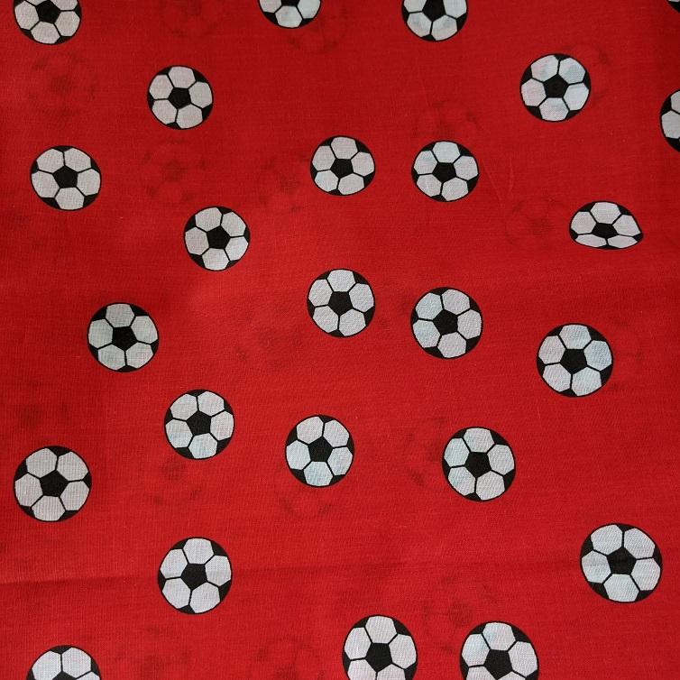 Red Footballs